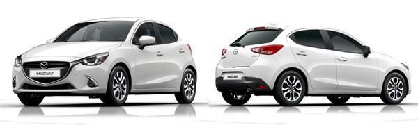 Modelo Mazda Mazda2 Zenith