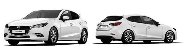 Modelo Mazda Mazda3 5 puertas Evolution