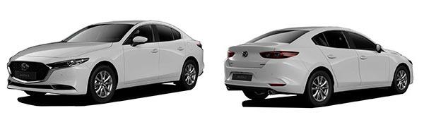 Modelo Mazda Mazda3 SportSedan Evolution