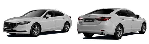 Modelo Mazda Mazda6 Sedán EVOLUTION
