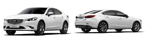 Modelo Mazda Mazda6 Sedán Luxury