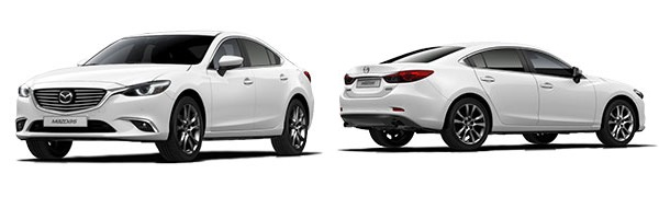 Modelo Mazda Mazda6 Sedán Business Edition