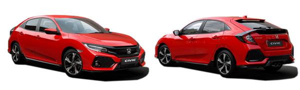 Modelo Honda Civic Sport