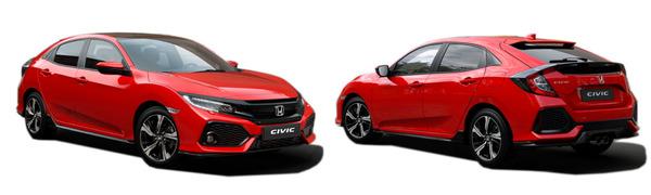 Modelo Honda Civic Sport Plus