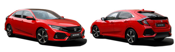 Modelo Honda Civic Executive Premium