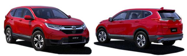Model Honda CR-V Comfort