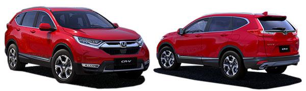 Modelo Honda CR-V Lifestyle