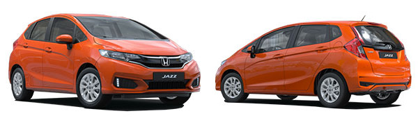 Modelo Honda Jazz COMFORT