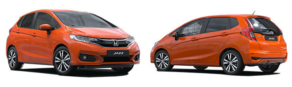 Model Honda Jazz ELEGANCE