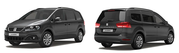 Model Seat Alhambra Style Travel Edition