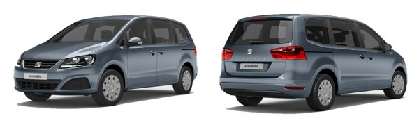 Model Seat Alhambra Reference