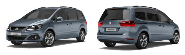 Modelo Seat Alhambra Style Advanced