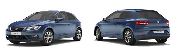 Modelo Seat León SC Style Plus