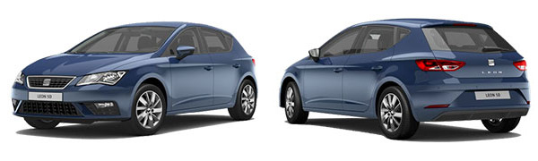 Modelo Seat León Reference Edition