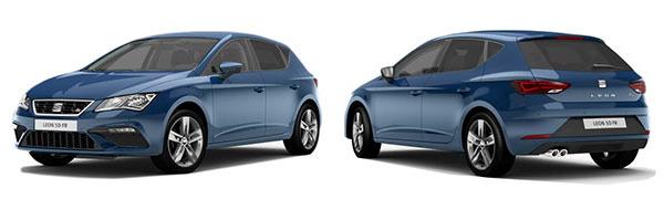 Modelo Seat León FR