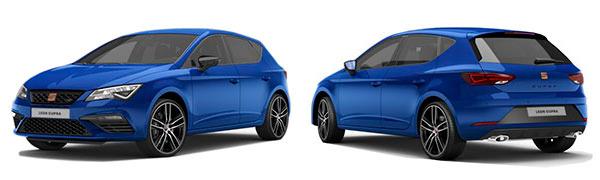 Modelo Seat León Cupra