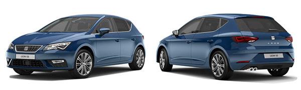 Modelo Seat León Style