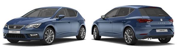 Modelo Seat León Xcellence Plus