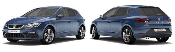 Modelo Seat León FR Plus