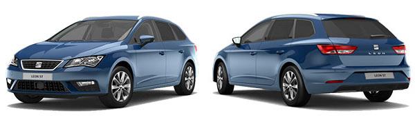 Modelo Seat León ST Style Advanced Navi