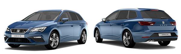 Modelo Seat León ST FR Edition