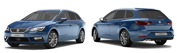 Modelo Seat León ST Xcellence Edition Plus