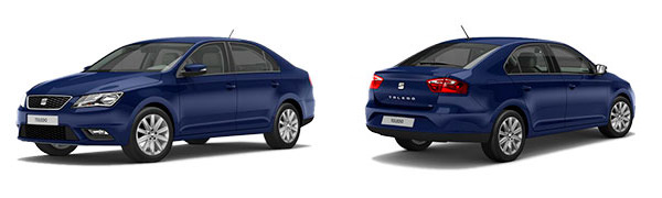 Modelo Seat Toledo Reference Edition