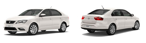 Model Seat Toledo Reference Edition