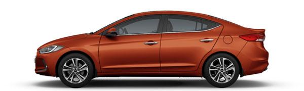 Model Hyundai Elantra Klass