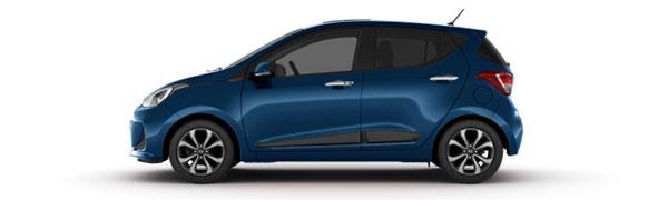Model Hyundai i10 ECO Edition