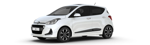 Model Hyundai i10 Go!