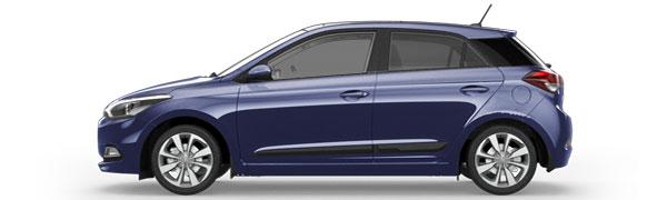Model Hyundai i20 Fresh