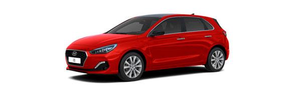 Model Hyundai i30 5 puertas Tecno