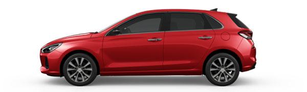 Modelo Hyundai i30 5 puertas Klass
