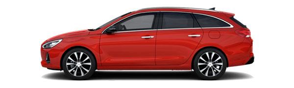 Model Hyundai i30 CW Klass