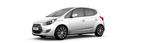 Modelo Hyundai ix20 Tecno