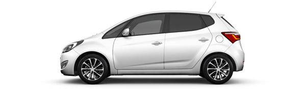 Modelo Hyundai ix20 25 Aniversario