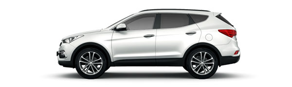 Model Hyundai Santa Fe Essence