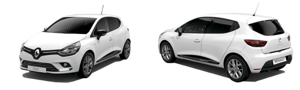 Modelo Renault Clio Collection Business