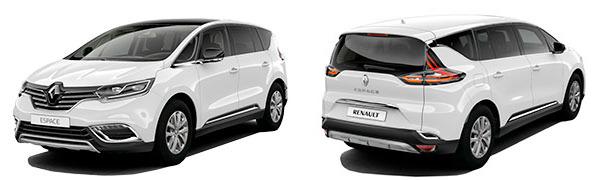 Modelo Renault Espace Intens
