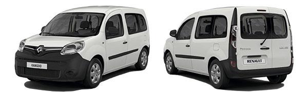 Modelo Renault Kangoo Combi 4p Profesional