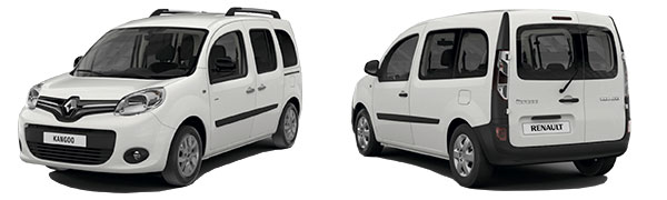 Modelo Renault Kangoo Combi 5p Limited