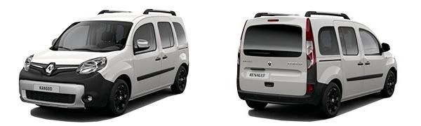 Modelo Renault Kangoo Combi 5p Extrem