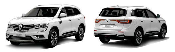 Modelo Renault Koleos Intens