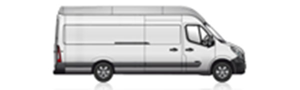 Modelo Renault Master Minibus -