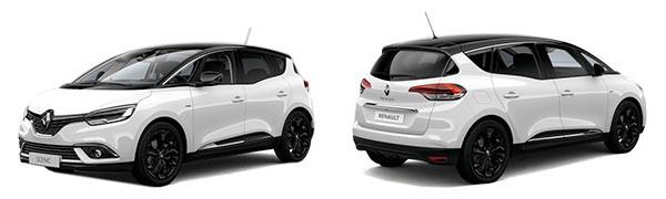 Modelo Renault Scénic Black Edition