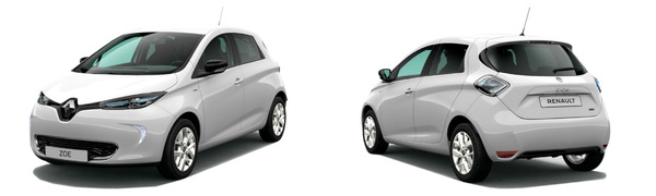 Modelo Renault ZOE Limited