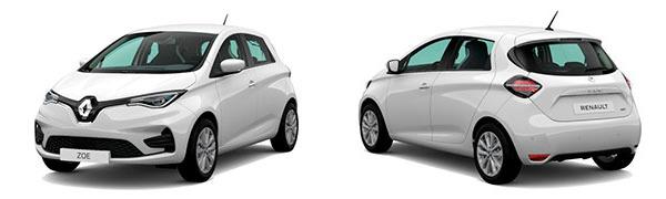 Modelo Renault ZOE Intens
