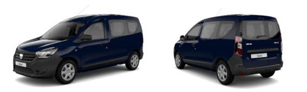 Modelo Dacia Dokker Combi Ambiance