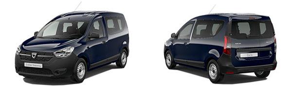 Modelo Dacia Dokker Access